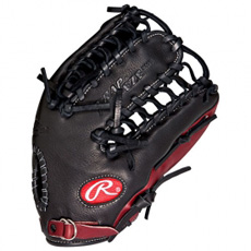 Rawlings Gold Glove Gamer Series Pro Taper Baseball Glove GG1225G 12.25""