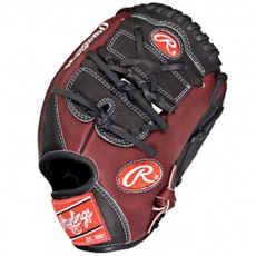 "CLOSEOUT Rawlings Gold Glove Legend Series Infield/Pitcher/Third Base 11.5"" GG209L"