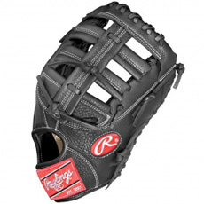 "Rawlings Gold Glove Gamer First Base 12.5"" GGFBG"