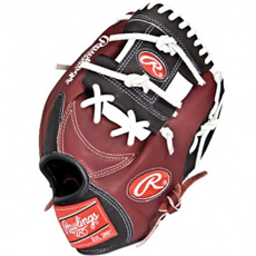 "CLOSEOUT Rawlings Gold Glove Legend Series Infield/Third Base 11.5"" GGNP4L"