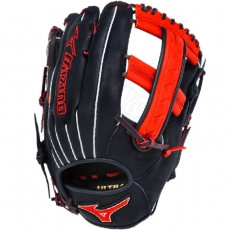 "Mizuno MVP Prime SE Slowpitch Softball Glove 12.5"" Navy/Red GMVP1250PSES3"