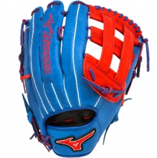 "Mizuno MVP Prime SE Slowpitch Softball Glove 13"" Royal/Red GMVP1300PSES3"