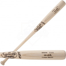 CLOSEOUT Louisville Slugger MLB Ash Wood Baseball Bat GS318HR