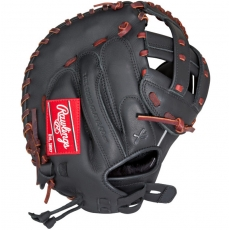 "CLOSEOUT Rawlings Gamer Fastpitch Softball Catcher's Mitt 33"" GSBCM33"