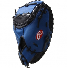 "CLOSEOUT Rawlings Gamer XLE Baseball Catcher's Mitt 33"" GXLE2BR"