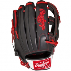 "CLOSEOUT Rawlings Gamer XLE Baseball Glove 12.75"" GXLE302C-6BWS"