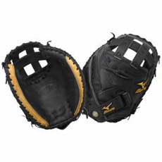 Mizuno Softball Catchers Mitt Classic Fastpitch GXS31 34.00""