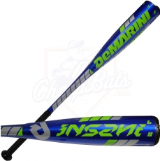 "2016 DeMarini Insane Youth Big Barrel Baseball Bat 2 3/4"" -10oz WTDXINZ-16"