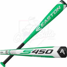 CLOSEOUT 2018 Easton S450 Junior Big Barrel Baseball Bat -11oz JBB18S45011