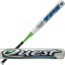 CLOSEOUT TPS Quest Fastpitch Softball Bat -11oz. FP11Q