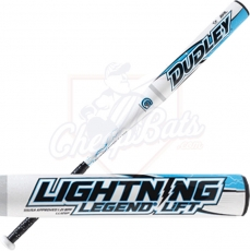 Dudley Lightning Legend Lift Senior Slowpitch Softball Bat End Loaded SSUSA LL12SP