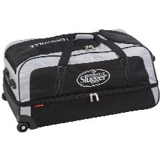 Louisville Slugger Clubhouse Collection Wheeled Split Level Bag EBCCWS5