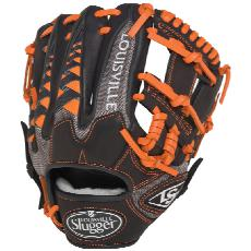 "Louisville Slugger HD9 Baseball Glove 11.25"" Orange FGHDOR5-1125"