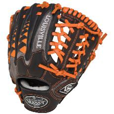"Louisville Slugger HD9 Baseball Glove 11.5"" Orange FGHDOR5-1150"