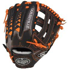 "CLOSEOUT Louisville Slugger HD9 Baseball Glove 11.75"" Orange FGHDOR5-1175"