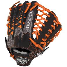 "Louisville Slugger HD9 Baseball Glove 12.75"" Orange FGHDOR5-1275"