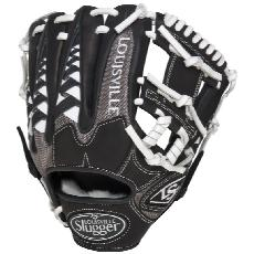 "CLOSEOUT Louisville Slugger HD9 Baseball Glove 11.25"" White FGHDWT5-1125"