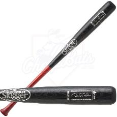 CLOSEOUT Louisville Slugger 125 Ash Wood Baseball Bat WB125BB-BW
