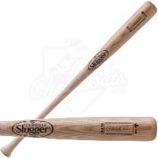 CLOSEOUT Louisville Slugger 180 Ash Wood Baseball Bat WB180BB-NA