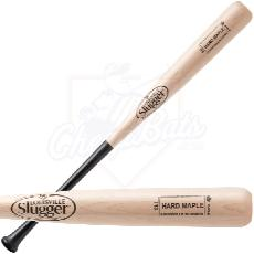 CLOSEOUT Louisville Slugger I13 Hard Maple Wood Baseball Bat WBHMI13-NB
