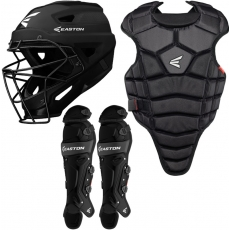 Easton M5 Qwikfit Catcher's Gear Box Set (Youth/Junior) A165395/A165396