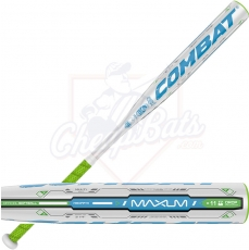 CLOSEOUT 2016 Combat Maxum One-Piece Multi-Wall Fastpitch Softball Bat -11oz MAXFP111