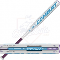 CLOSEOUT 2016 Combat Maxum One-Piece Single-Wall Fastpitch Softball Bat -10oz MAXFP210