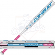 2016 Combat Maxum One-Piece Single-Wall Fastpitch Softball Bat -12oz MAXFP212
