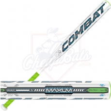 CLOSEOUT 2016 Combat Maxum Senior Slowpitch Softball Bat SSUSA End Loaded MAXSR1F