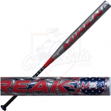 2019 Miken Freak USA Border Battle Slowpitch Softball Bat Supermax ASA MBBF4A
