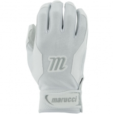 Marucci Quest Batting Gloves (Adult Pair) MBGQST-W/W-A