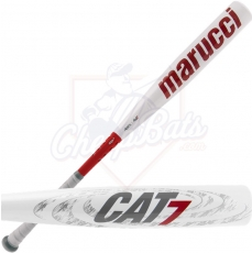 CLOSEOUT Marucci Cat 7 Connect BBCOR Baseball Bat -3oz MCBCC7