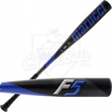 Marucci F5 Black BBCOR Baseball Bat -3oz MCBF52