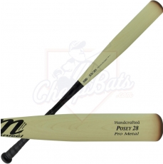 CLOSEOUT Marucci Posey 28 Pro Metal BBCOR Baseball Bat -3oz MCBP28