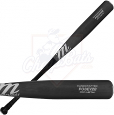 Marucci Posey 28 Pro Metal BBCOR Baseball Bat -3oz MCBP28S