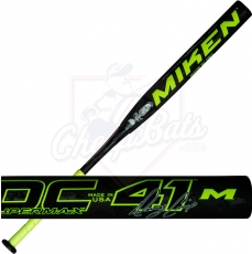 CLOSEOUT 2017 Miken Denny Crine DC41 Slowpitch Softball Bat Supermax USSSA MDC41U