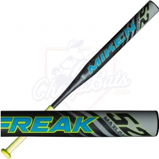 CLOSEOUT 2017 Miken Freak 52 Slowpitch Softball Bat Maxload ASA MF52MA
