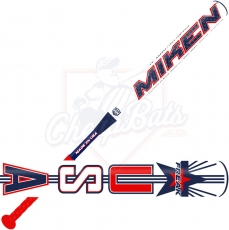 2020 Miken Freak USA Border Battle Slowpitch Softball Bat Maxload ASA MFKUSA