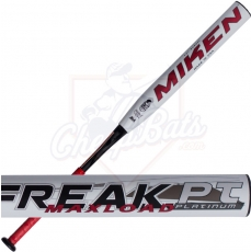 CLOSEOUT 2017 Miken Freak Platinum Slowpitch Softball Bat Maxload USSSA MFPTMU