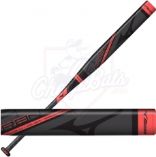 CLOSEOUT 2019 Mizuno F19 Carbon 1 Fastpitch Softball Bat -13oz 340478