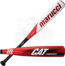"Marucci Cat Composite Junior Big Barrel Baseball Bat 2 3/4"" -10oz MJBBCCP"