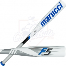"CLOSEOUT Marucci F5 Junior Big Barrel Baseball Bat 2 3/4"" -10oz MJBBF5"