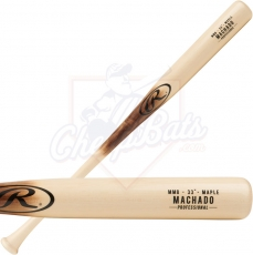 Rawlings Manny Machado Pro Label Maple Wood Baseball Bat MM8PL
