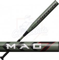 2021 Miken Mag 7 Pro Edition Senior Slowpitch Softball Bat Maxload SSUSA MMA21S