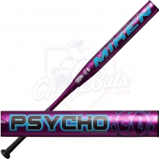 2018 Miken Psycho Slowpitch Softball Bat Maxload USSSA MPDILU