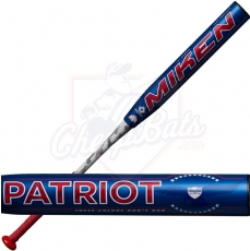 2018 Miken Freak Patriot Senior Slowpitch Softball Bat Maxload SSUSA MPTRSS