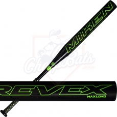 2021 Miken Rev-Ex Slowpitch Softball Bat Maxload ASA USA USSSA MREV21