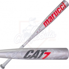 Marucci Cat 7 Silver Youth USSSA Baseball Bat -8oz MSBC728S