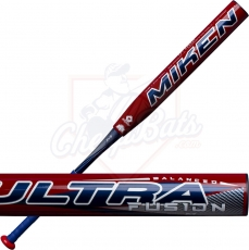 2020 Miken Ultra Fusion Mike Dill Senior Slowpitch Softball Bat Balanced SSUSA MUF4BS
