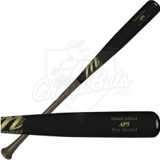 Marucci Albert Pujols Pro Model Maple Wood Baseball Bat MVEIAP5-BR/BK